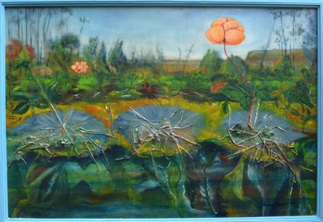 Anna Troost, land van de hjortrons
