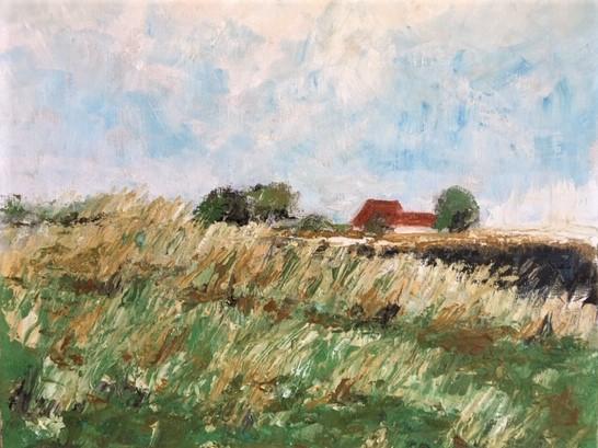 Art Callantsoog, Friso ten Holt