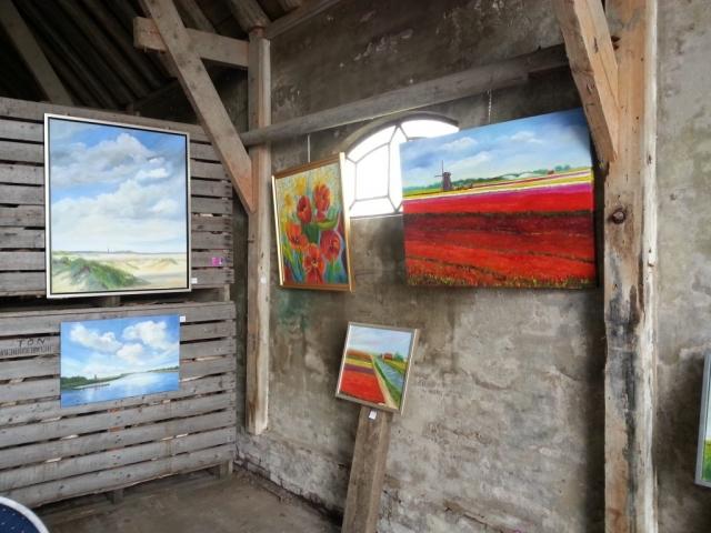 Ineke Meijer Kunstroute Art Callantsoog 2017