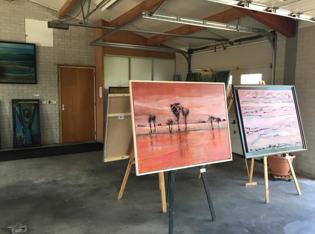 Anna Kool Kunstroute Art Callantsoog 2017