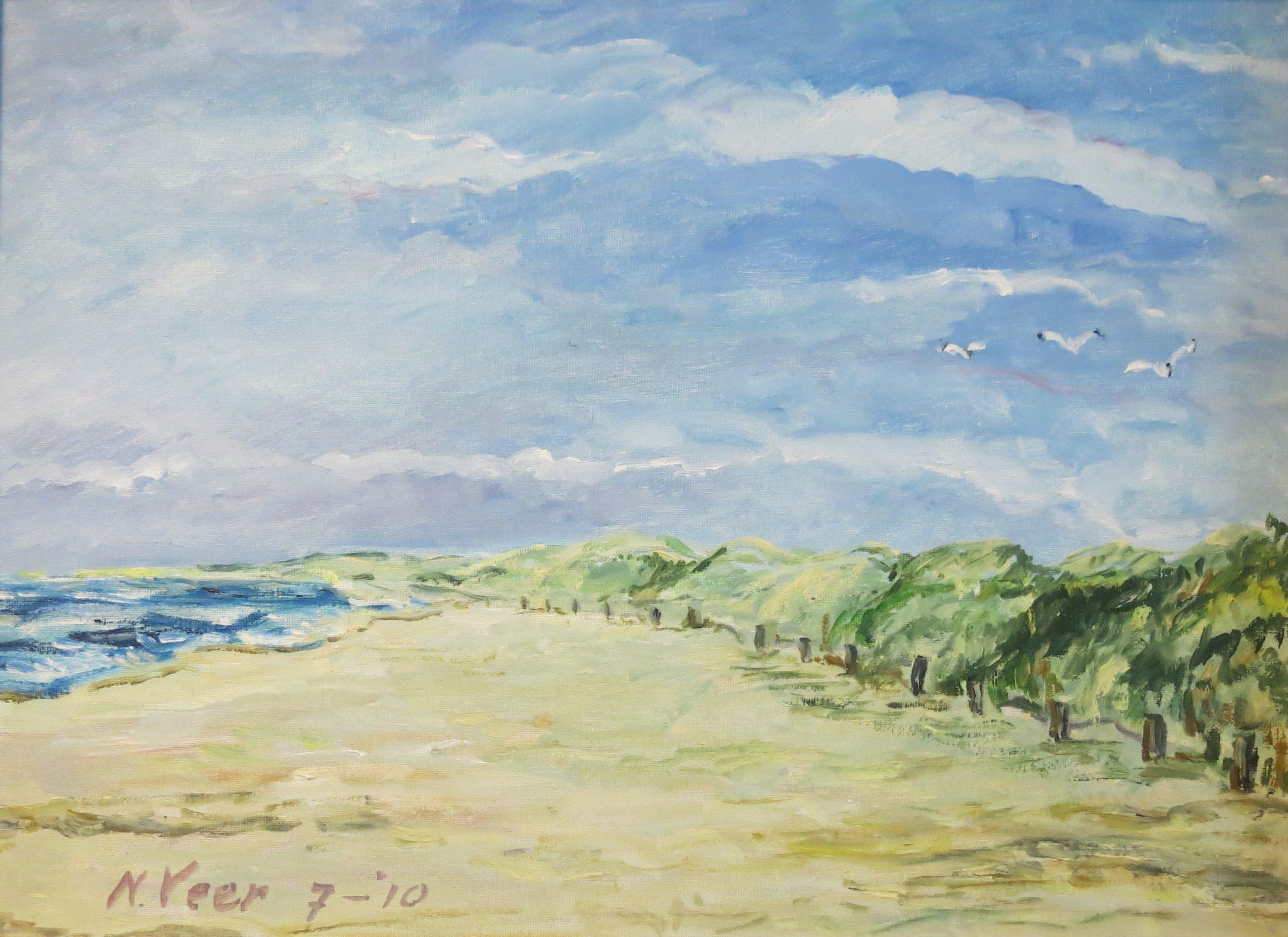 Art Callantsoog, Nelly Veer