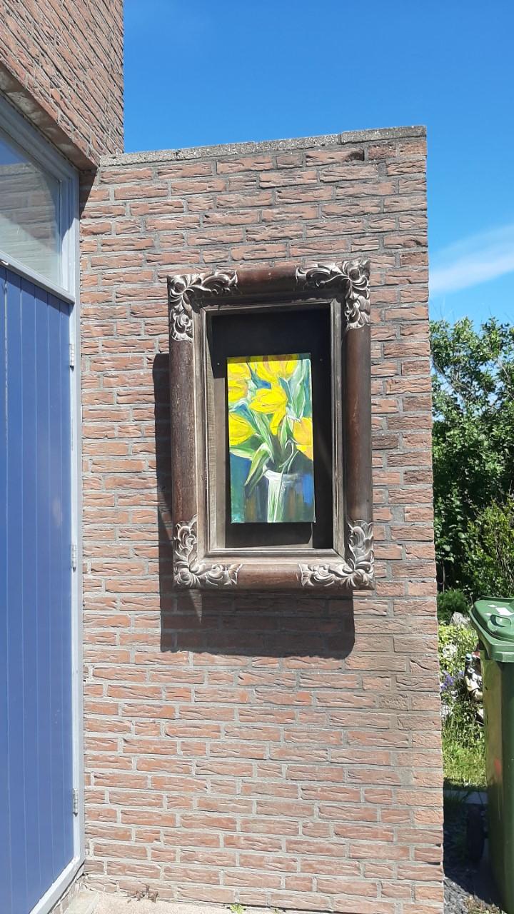 Art Callantsoog, alternatieve kunstroute