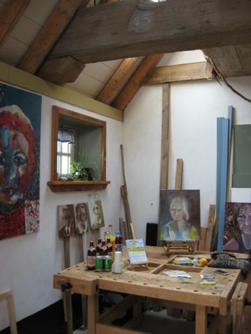 Art Callantsoog, Frieda de Wit