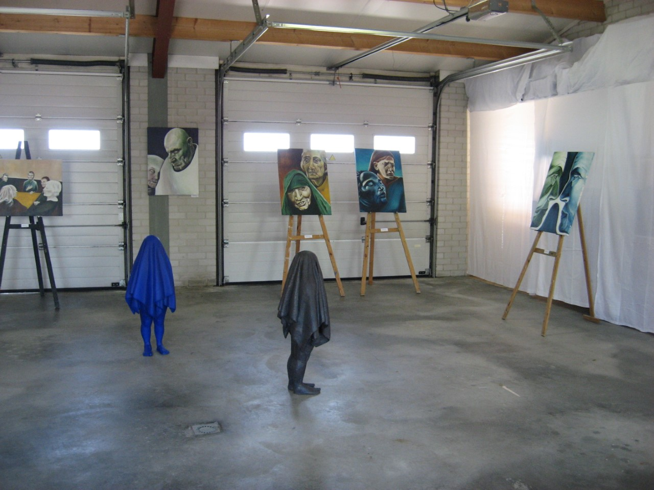 Art Callantsoog, kunstroute 2019